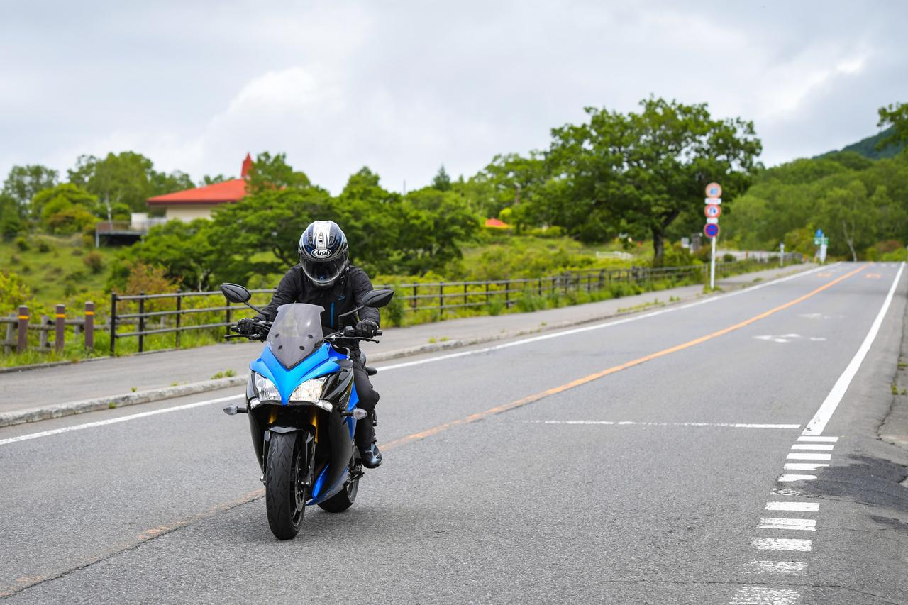 画像3: STAGE1:赤城道路/走りやすいけど減速帯に注意!