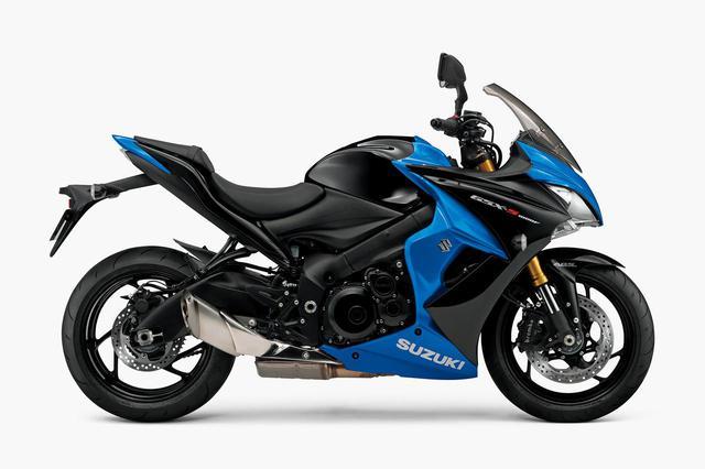 画像1: バイクにはスズキ『GSX-S1000F』をセレクト!