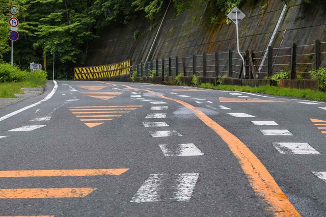 画像1: STAGE1:赤城道路/走りやすいけど減速帯に注意!