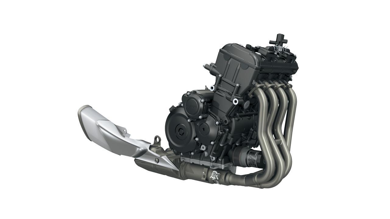 画像1: 榛名で『GSX-S1000F』のエンジンが際立つ!