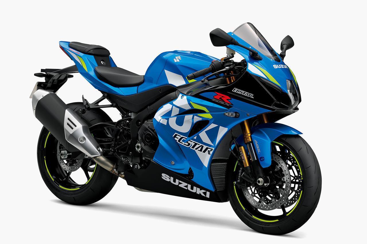 画像: 【クイズ】引っかけ注意! いちばん最初の『GSX-R』の排気量は?- スズキのバイク!