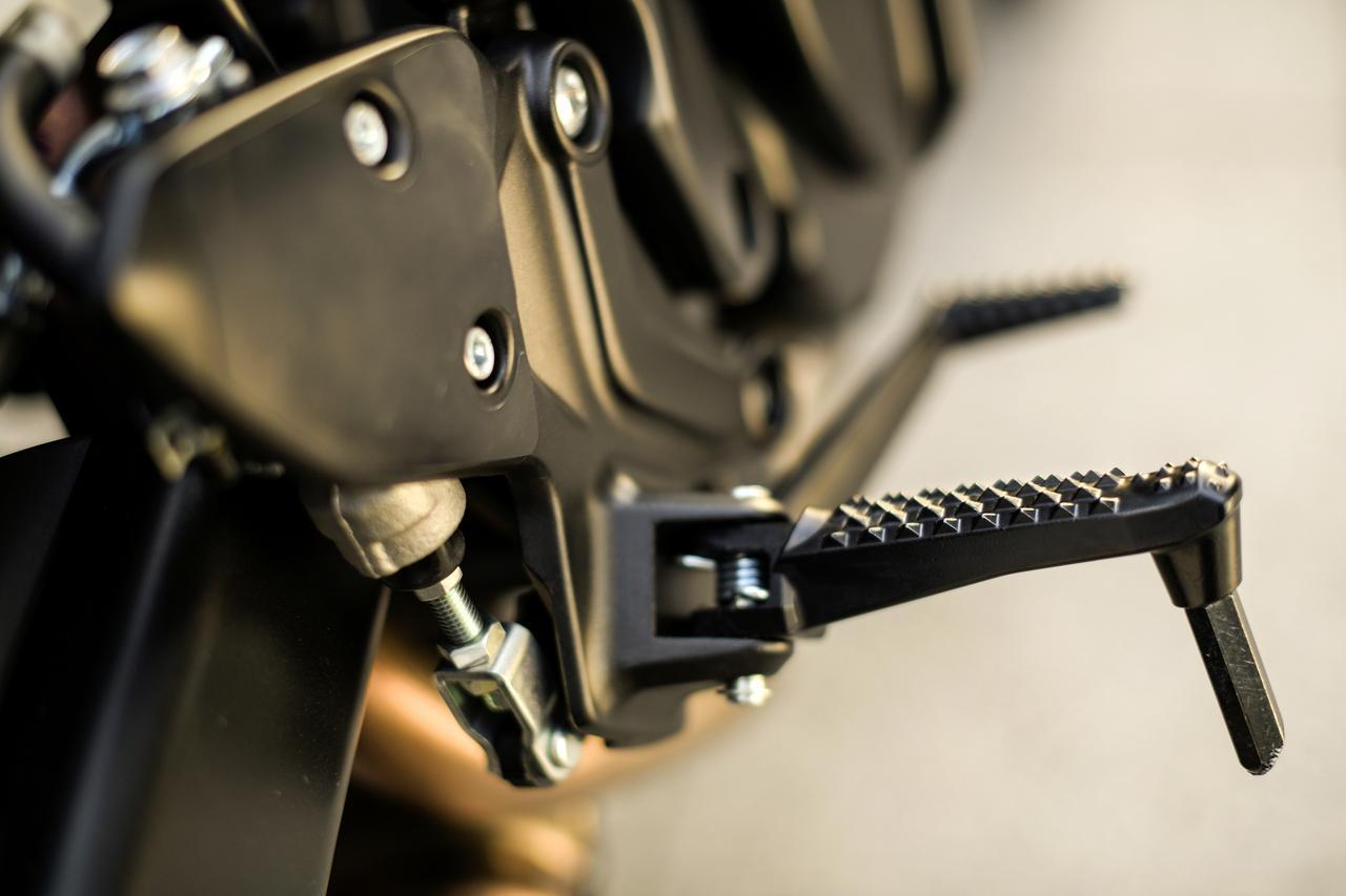 画像6: ただし『SV650X』は見た目以上にガチのバイク!