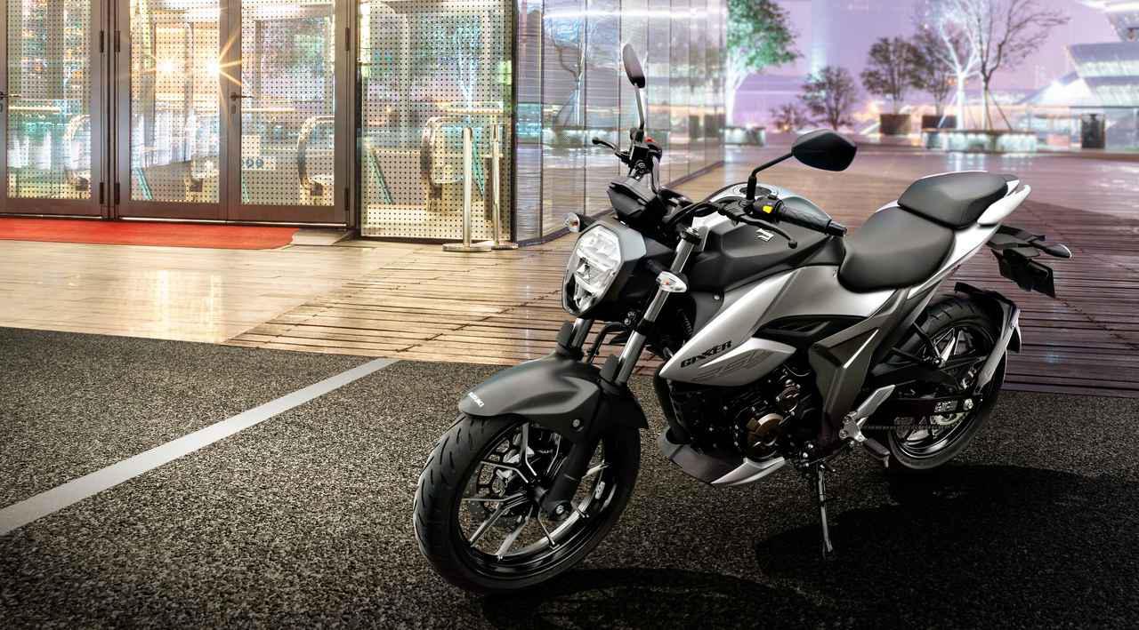 画像2: スズキ渾身の250ccバイク『ジクサーSF250』などの生産が遅れています