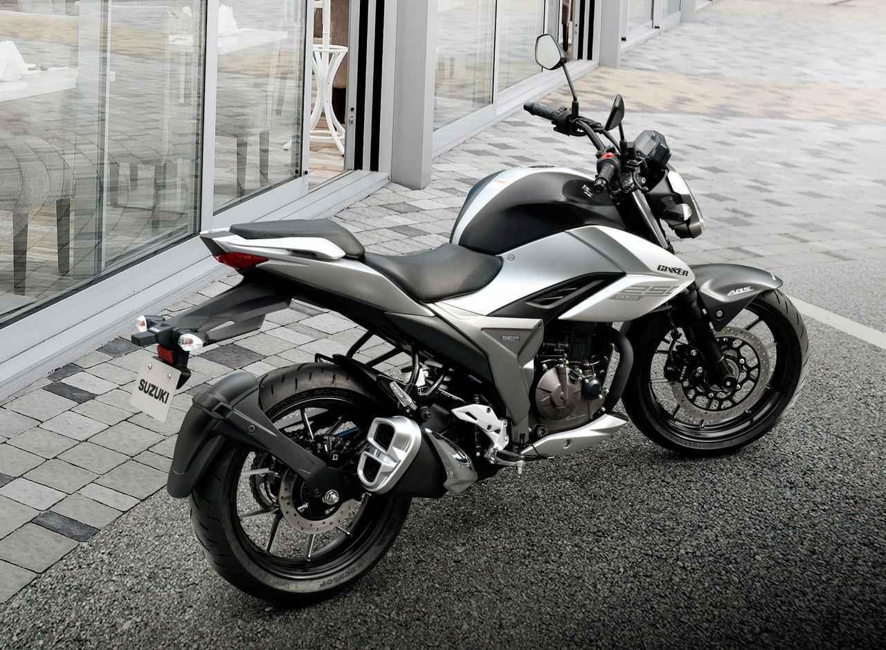 画像: 250ccバイクの新車が45万円以下!? 新型ジクサー250のコスパは原付二種125cc以上かも!