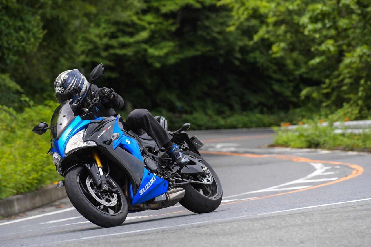 画像: 有名『峠』十番勝負!《榛名~妙義編》【SUZUKI/GSX-S1000F】 - スズキのバイク!