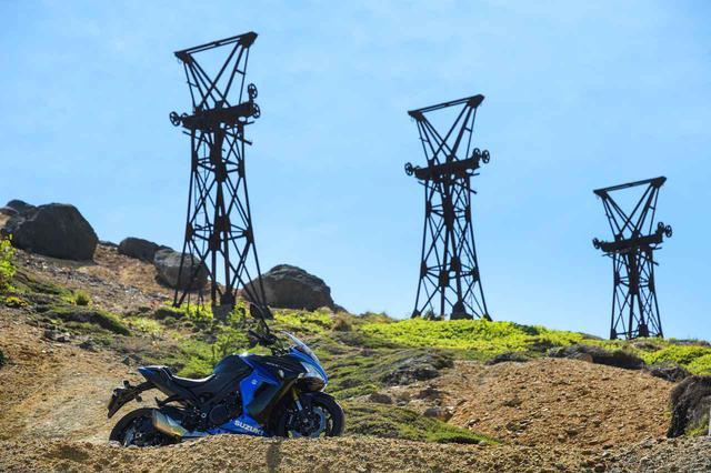 画像: 有名『峠』十番勝負!《毛無峠~渋峠編》【SUZUKI/GSX-S1000F】 - スズキのバイク!