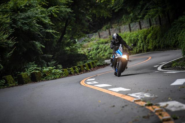 画像: 有名『峠』十番勝負!《碓氷旧道~浅間編》【SUZUKI/GSX-S1000F】 - スズキのバイク!