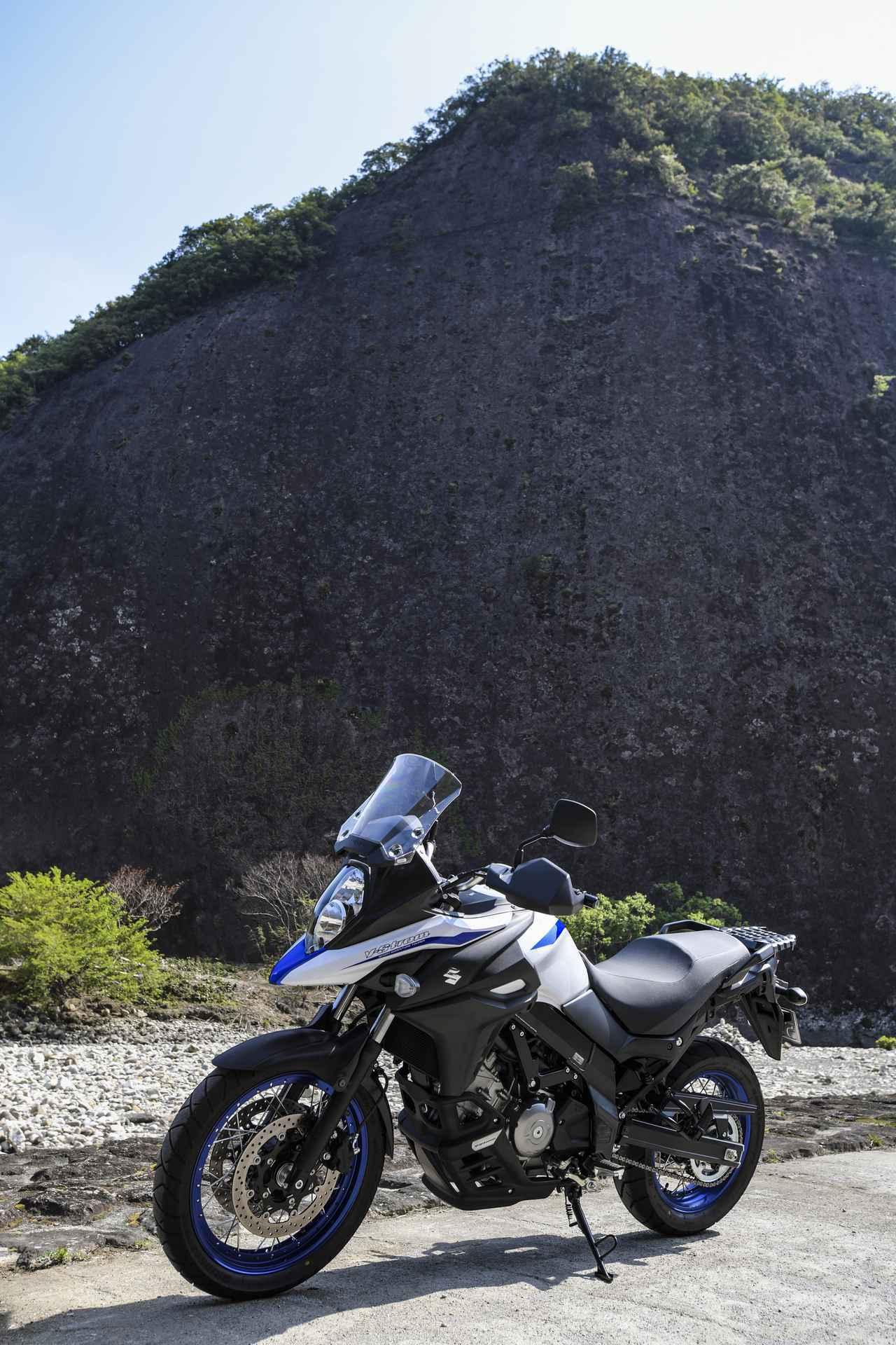 画像: 《冒険万歳編》スズキのVストローム650が『本物の旅バイク』だと感じた理由は2日目の朝!【SUZUKI V-Strom650 XT/ツーリングインプレ④】