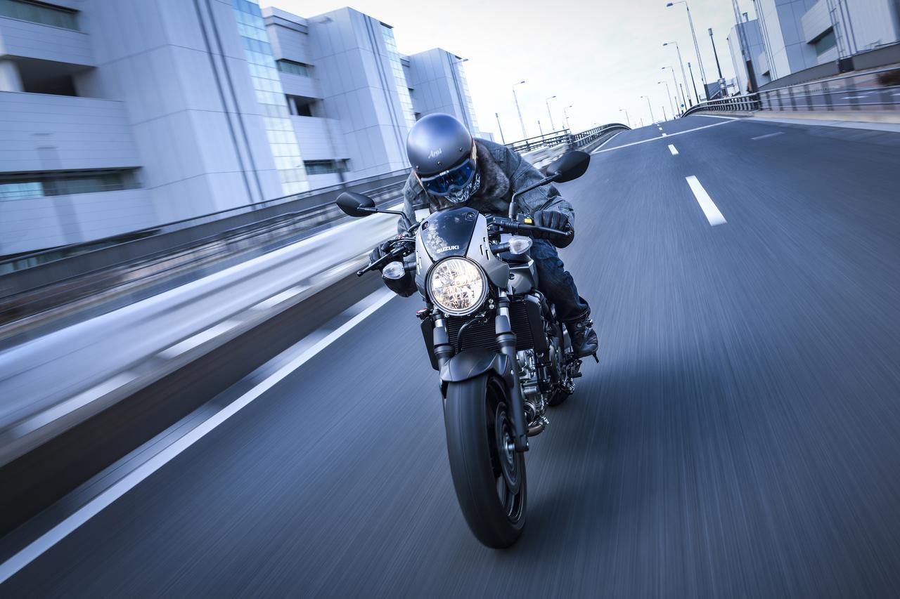 画像: スズキSV650Xは『1台を長く乗りたい人』の大型バイクとしておすすめ! - スズキのバイク!