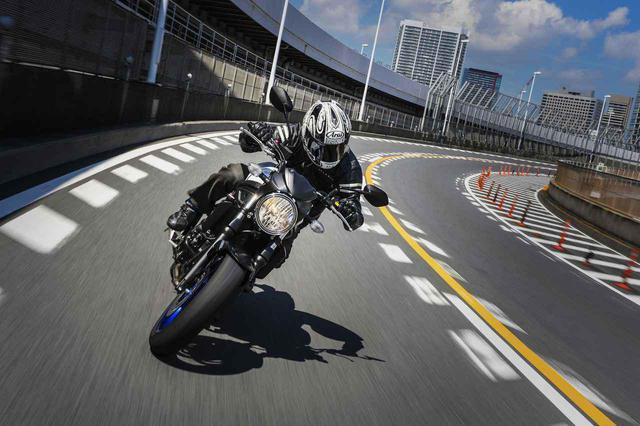 画像: ネイキッドSV650が予想以上!フツ―に見えるけど、これはフツ―じゃないぞ!? - スズキのバイク!