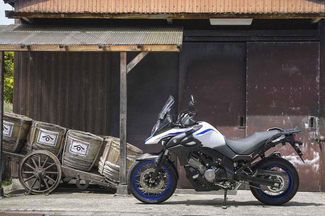 画像: 朝に東京→昼は和歌山でラーメンを。スズキ『Vストローム650XT』はそれが余裕のバイクです- スズキのバイク!