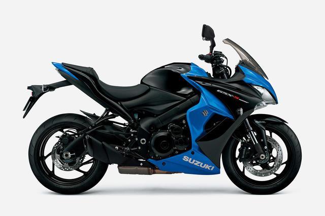 画像3: 《解説》スズキの大型バイクでスポーティなツーリングバイクを求めるなら、性能もコスパも『GSX-S1000F』がおすすめ!