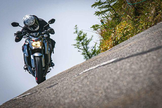 画像2: GSX-S1000は走りを楽しむためのバイク