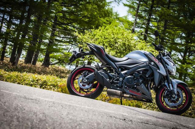 画像1: GSX-S1000はのんびり系の大型バイクじゃありません