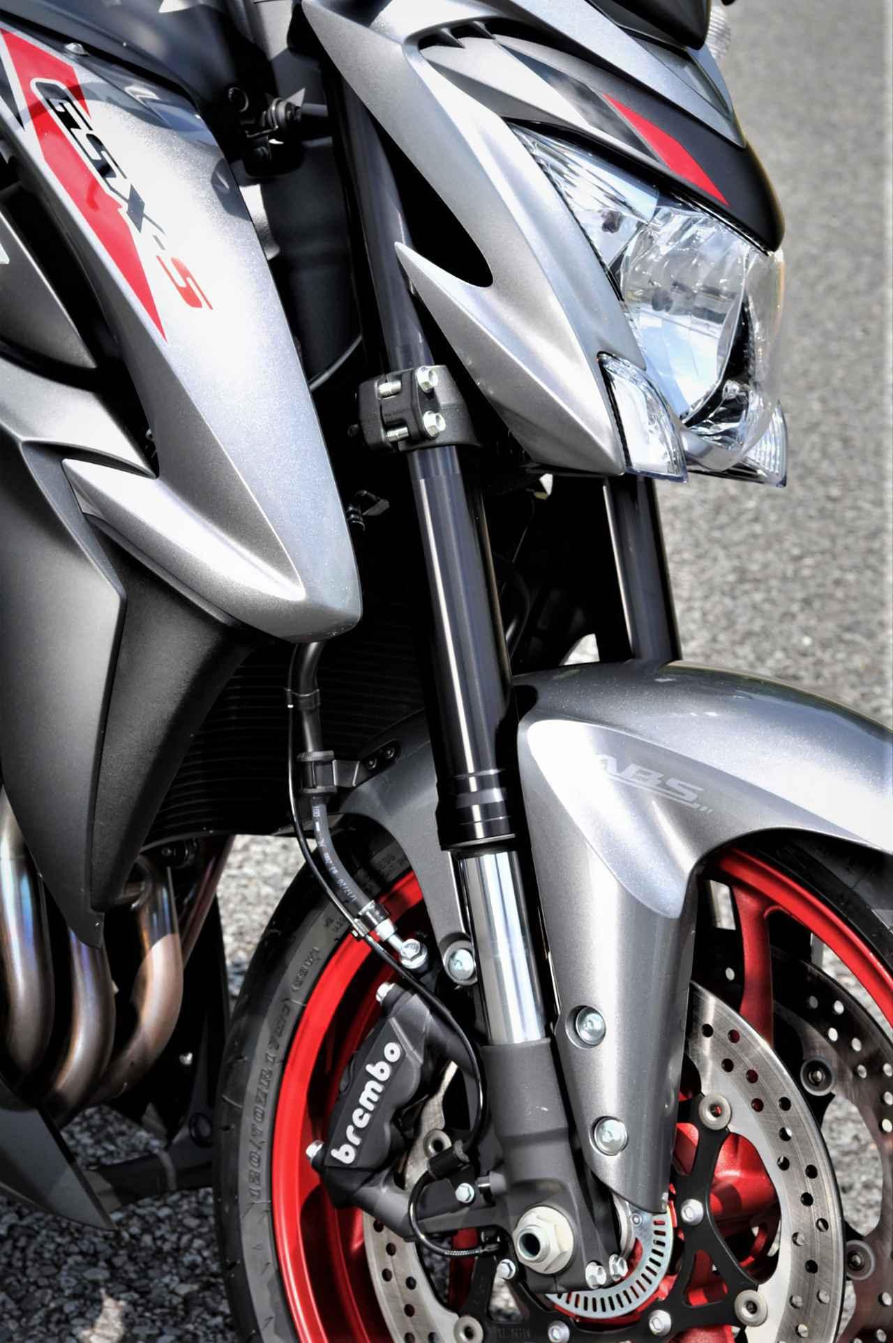 画像: 《前編》148馬力を身近にしてくれた大型バイク。スズキの『GSX-S1000』には感謝するしかない!【SUZUKI GSX-S1000/試乗インプレ①】