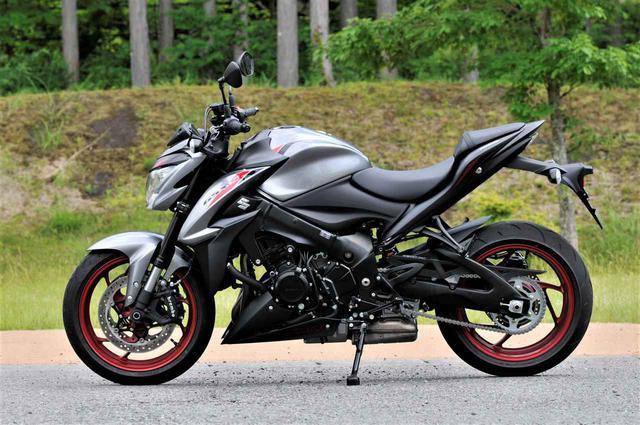 画像2: GSX-S1000はのんびり系の大型バイクじゃありません