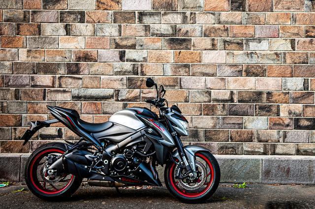画像1: GSX-S1000は走りを楽しむためのバイク