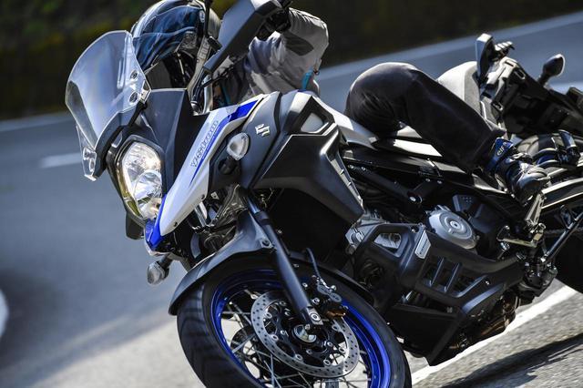 画像: スズキのVストローム650が『本物』だと感じた理由は2日目の朝! - スズキのバイク!