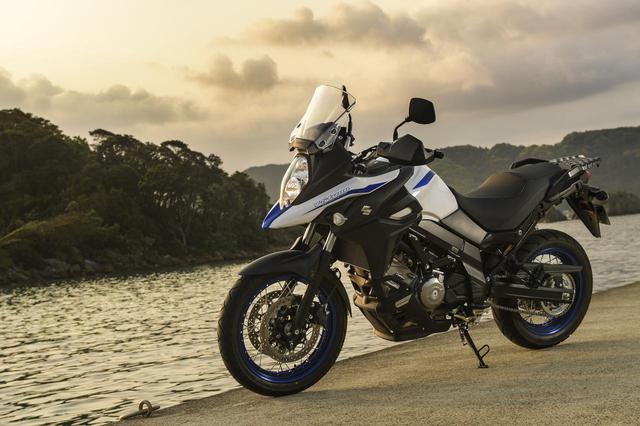 画像: 《帰り道が衝撃編》もはや奇跡としか思えない? 疲れてからのスズキ『Vストローム650』がヤバすぎた…… - スズキのバイク!