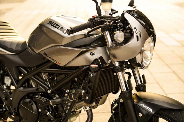 画像: SV650Xは『1台を長く乗りたい人』の大型バイクとしておすすめ! - スズキのバイク!