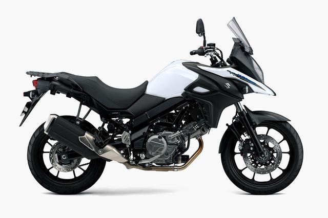 画像5: Vストローム650XTの燃費は?足つき性は? 650ccだけど1000ccの大型バイクと比べてどうなの?【SUZUKI V-Strom650/XTまとめ】