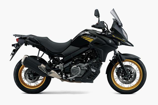 画像3: Vストローム650XTの燃費は?足つき性は? 650ccだけど1000ccの大型バイクと比べてどうなの?【SUZUKI V-Strom650/XTまとめ】