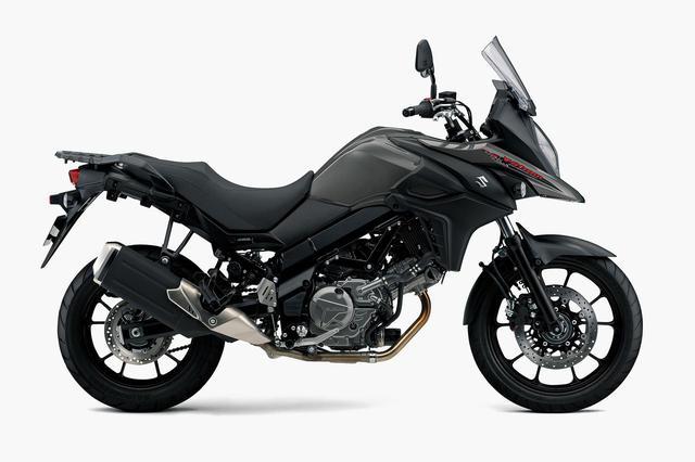 画像4: Vストローム650XTの燃費は?足つき性は? 650ccだけど1000ccの大型バイクと比べてどうなの?【SUZUKI V-Strom650/XTまとめ】