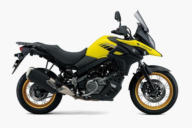 画像1: Vストローム650XTの燃費は?足つき性は? 650ccだけど1000ccの大型バイクと比べてどうなの?【SUZUKI V-Strom650/XTまとめ】