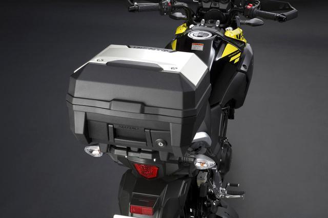 画像1: 【期間限定】人気の250ccツーリングバイク、スズキ『Vストローム250』を買うなら今がおすすめ!  パニアケースセットがお得に手に入る【SUZUKI/V-Strom250】
