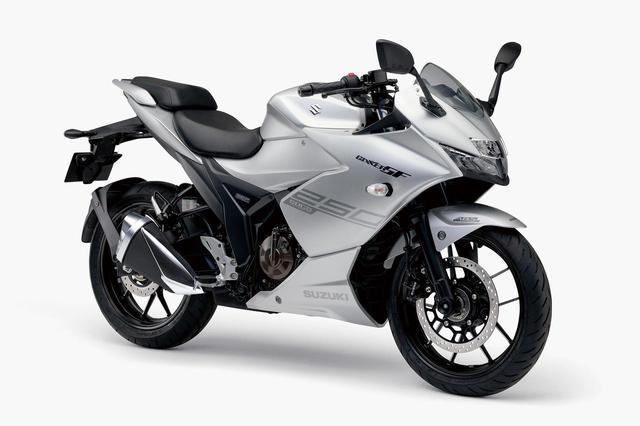 画像1: スズキの250ccバイク『ジクサーSF250』と『GSX250R』を比べてみよう!【WEBファンライドフェスタ】