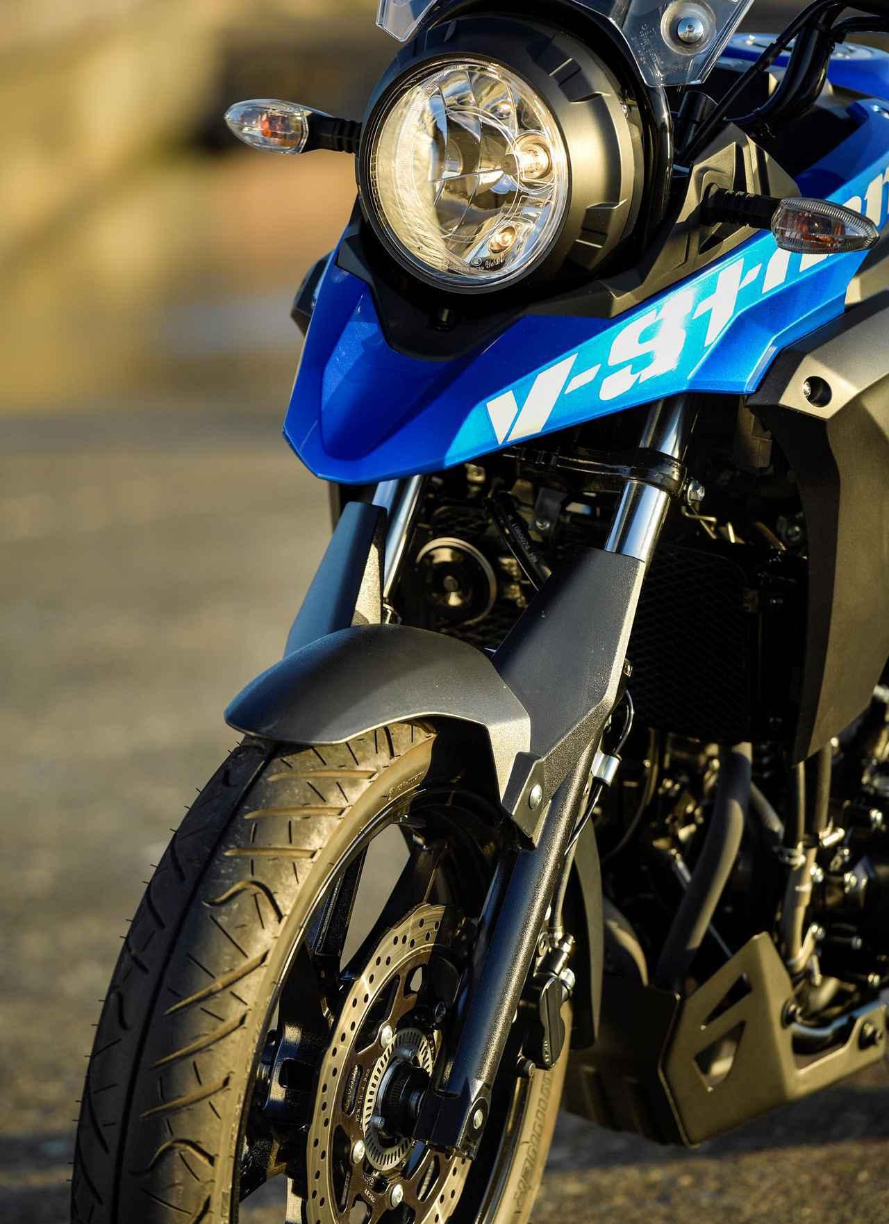 画像: 《前編》250ccバイクの限界を感じない。スズキ『Vストローム250』が売れてる理由って?【SUZUKI V-Strom250】