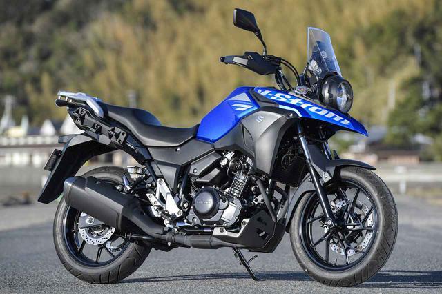 画像: スズキ『Vストローム250』ってどんなバイク?