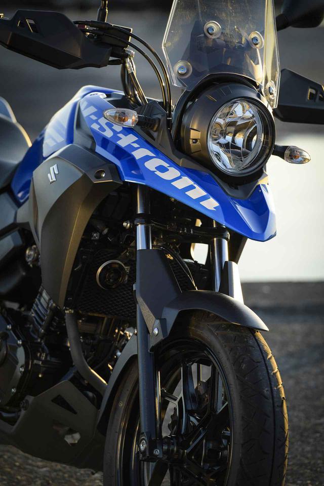画像: 《後編》1日600kmを余裕で走れる250ccのツーリングバイク。スズキの『Vストローム250』のコスパは価格じゃ計れない。
