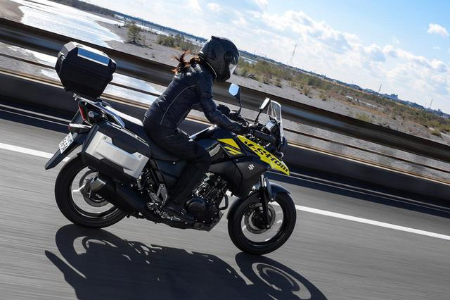 画像: 【期間限定】スズキ『Vストローム250』を買うなら今がおすすめ! パニアケースセットがお得です - スズキのバイク!