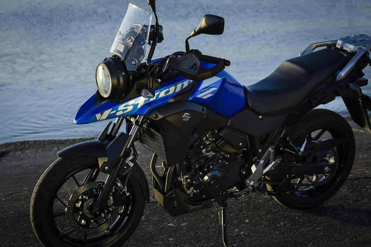 画像4: Vストローム250が排気量250ccだっていうことが未だに信じられない