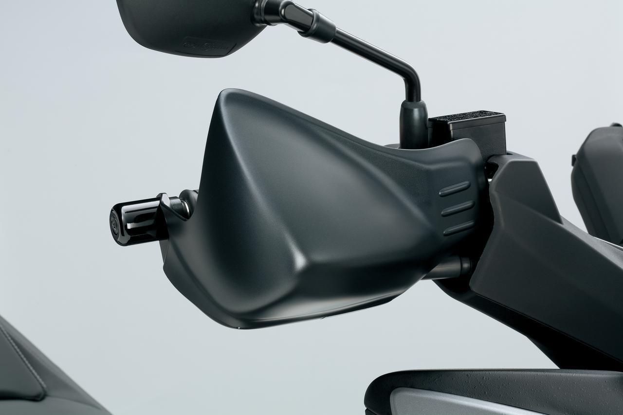 """画像2: 《高速&タンデム編》バーグマン400の""""400ccスクーター""""ならではの快適性は、街乗りよりもツーリングが本領?【個人的スズキ最強説/SUZUKI BURGMAN400 試乗インプレその③ 】"""