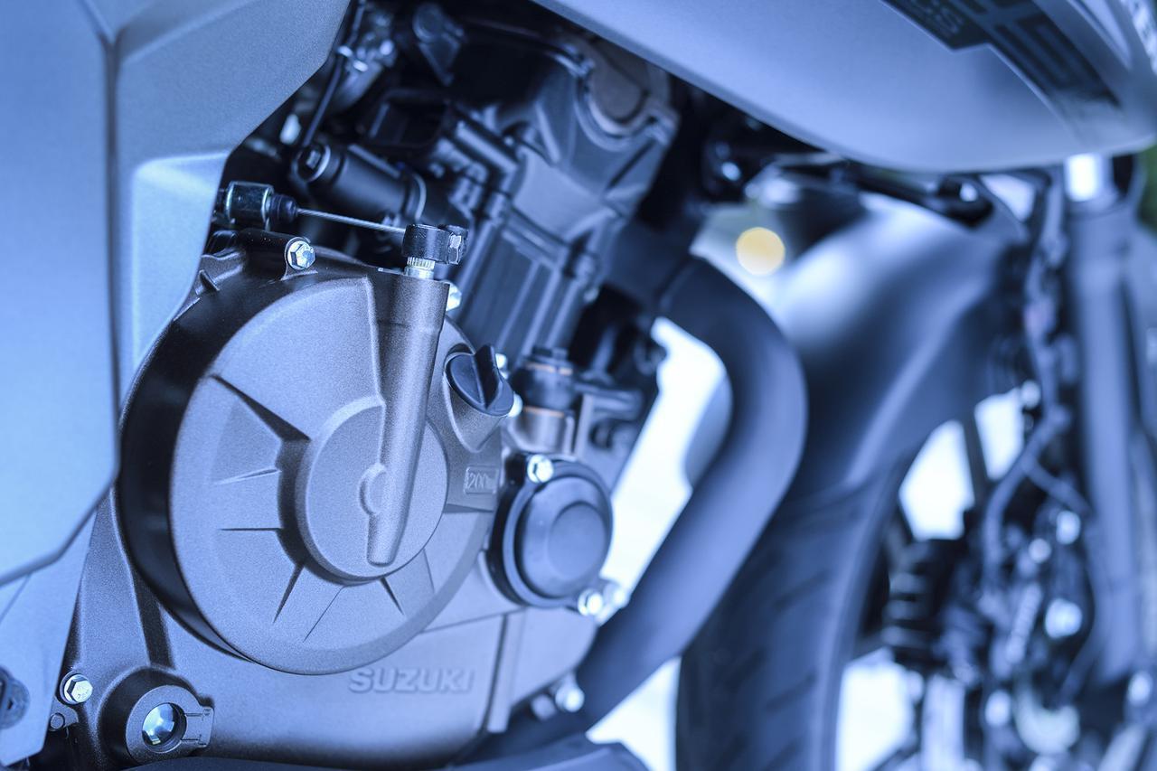 画像2: どうしてこんなに違う!? ジクサー250はエンジンが元気!?
