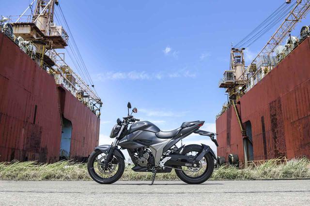 画像: ツーリング特化型じゃないけど、ツーリングしたくなるバイク
