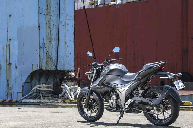 画像2: ジクサー250は『不満』を感じないバイク