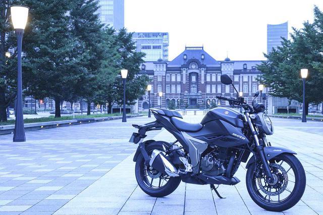 画像4: ジクサー250は『不満』を感じないバイク