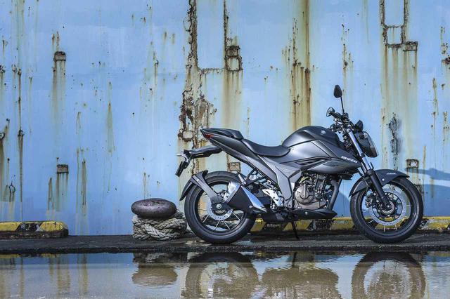 画像1: ジクサー250は『不満』を感じないバイク