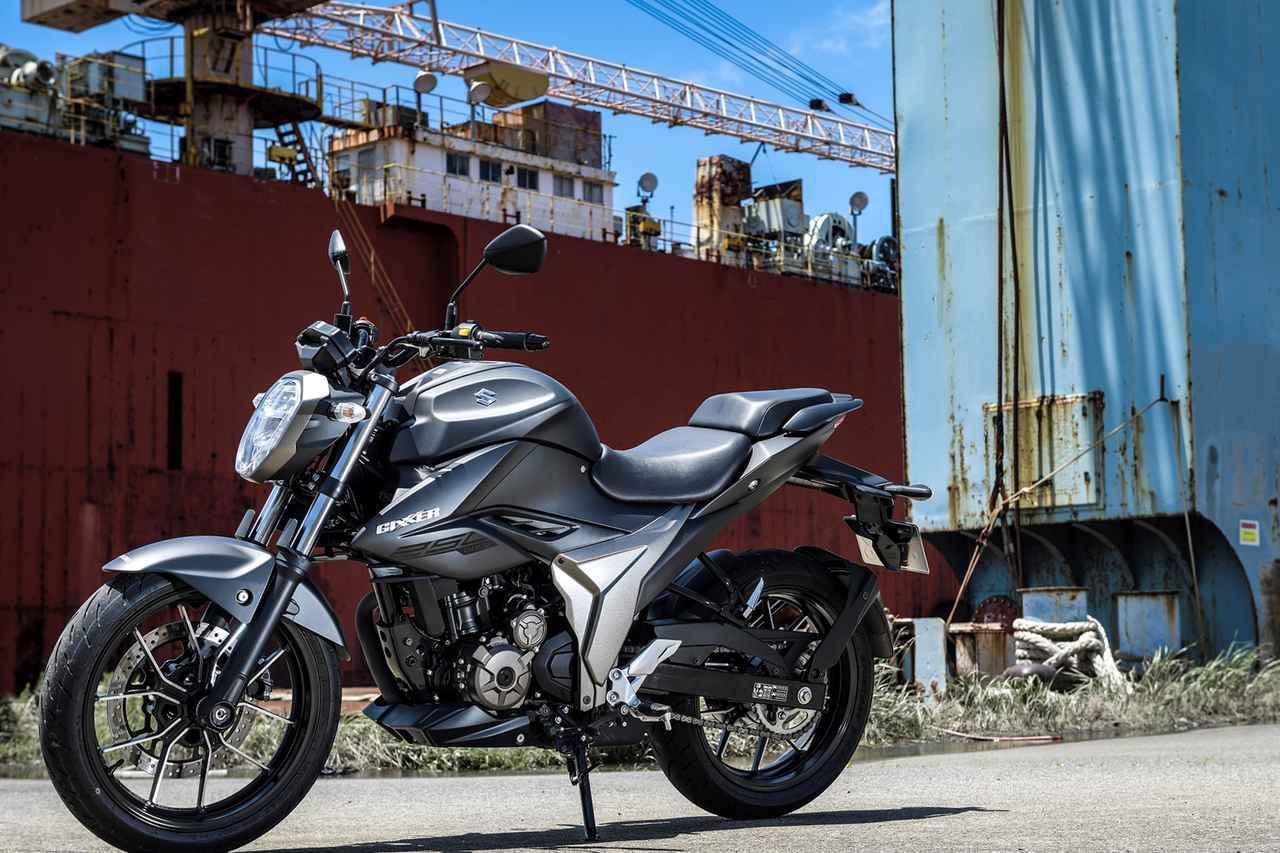 画像: 250ccのバイクとして『あるべき姿』のジクサー250