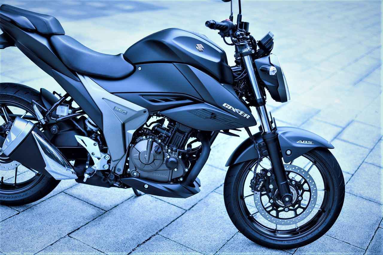 画像1: 《前編》スズキ新型『ジクサー250』とフルカウル『ジクサーSF250』のキャラが違いすぎっ!? - スズキのバイク!