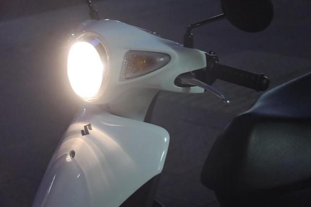 画像1: スズキ『レッツ』は50cc原付スクーターの最高コスパ!? バイク初心者も必見の『原付スクーターにとって大事なもの』って何だ?【穴が空くまでスズキを愛でる/レッツ 試乗インプレ②】