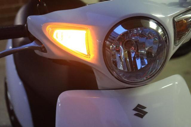 画像2: スズキ『レッツ』は50cc原付スクーターの最高コスパ!? バイク初心者も必見の『原付スクーターにとって大事なもの』って何だ?【穴が空くまでスズキを愛でる/レッツ 試乗インプレ②】