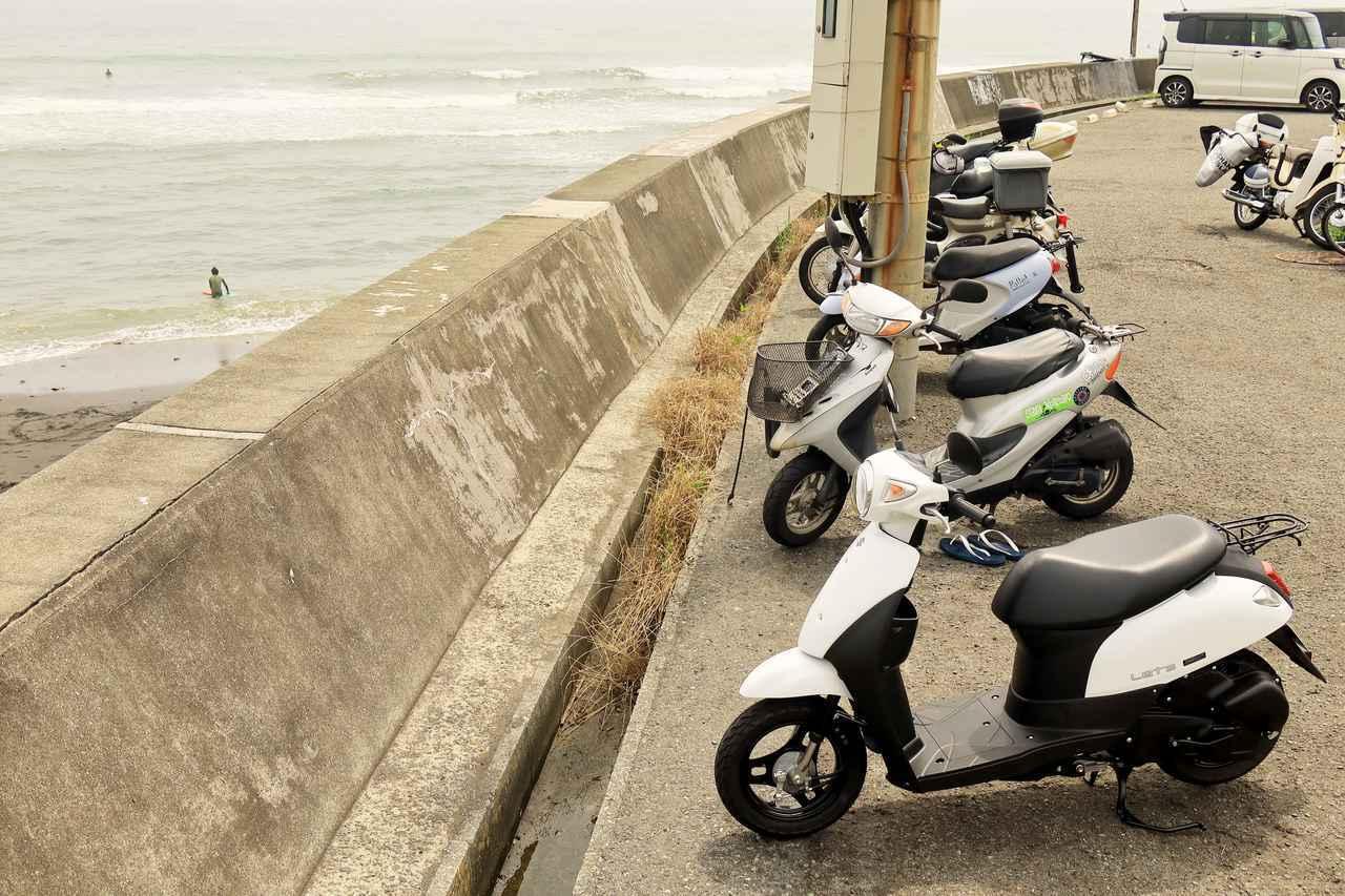 画像2: 原付50ccスクーターで地元の知らない世界と出会う