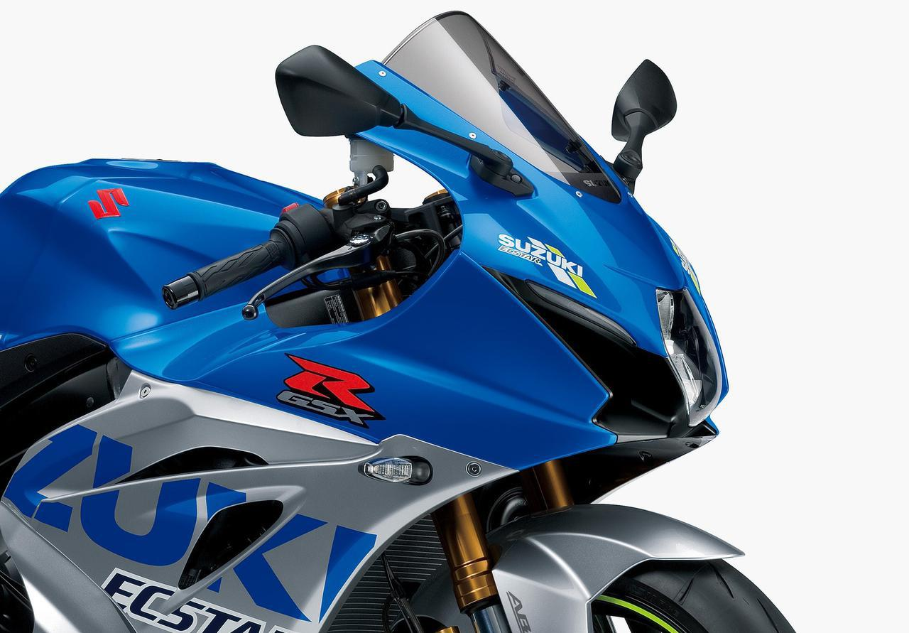 画像: スズキ『GSX-R1000R』に100周年記念のプレミアムが登場!  - スズキのバイク!