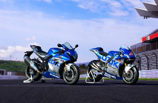画像: スズキ最強のスーパースポーツ『GSX-R1000R』に2020年モデルの新色が追加!