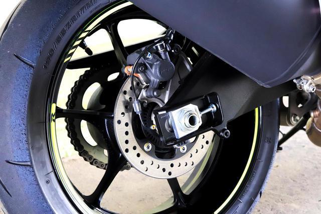 画像2: GSX-R1000Rのディテール/装備解説