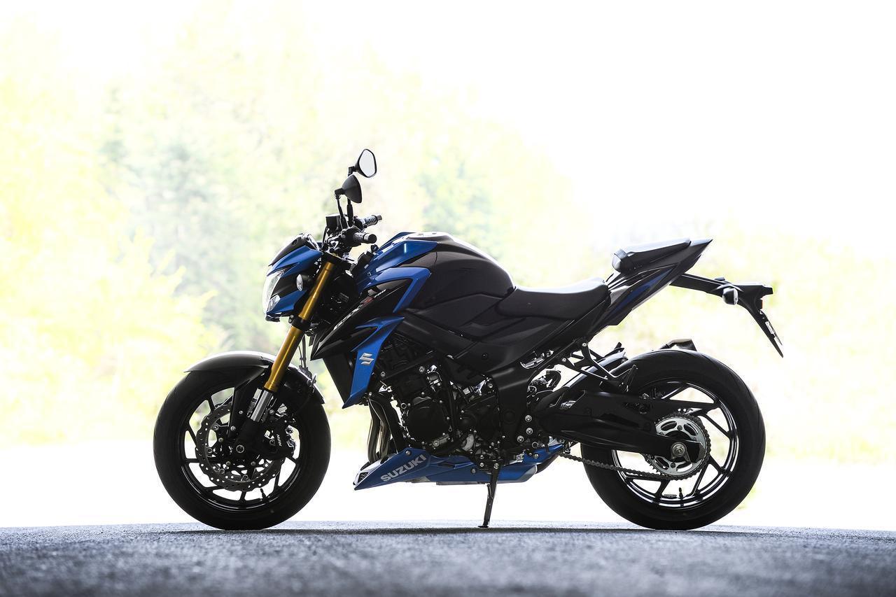 """画像: GSX-S750が神レベル!? スズキの""""ナナハン四発""""が完全な『リッターキラー』だ! - スズキのバイク!"""